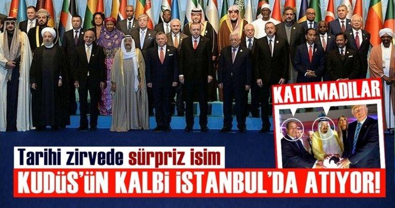 İslam İşbirliği Teşkilatı (İİT) Olağanüstü Zirvesi