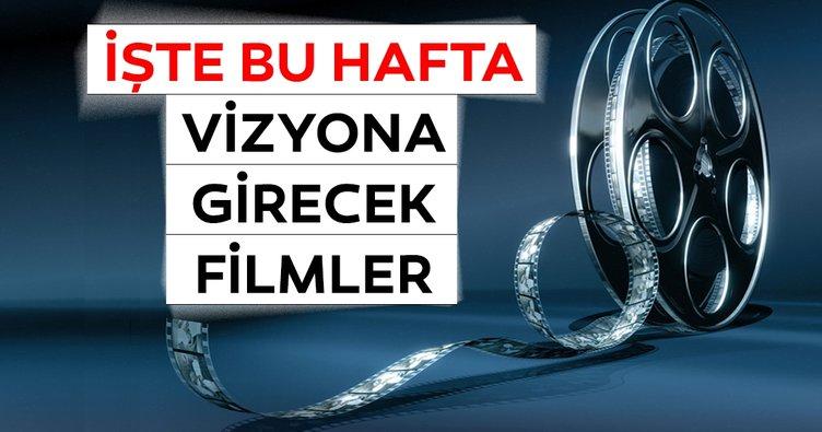 Bu hafta sinemada hangi filmler var? Vizyona girecek filmler listesi açıklandı