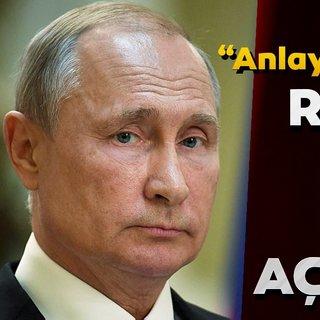 Rusya'dan son dakika Barış Pınarı Harekatı açıklaması