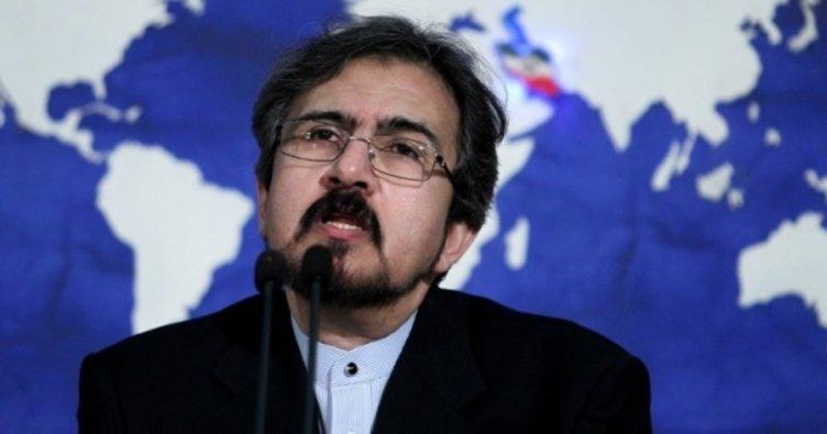 İran'dan 'duvar' açıklaması:  Sınırdaki güvenlik ve istikrarı arttıracak her türlü eylemi olumlu karşılarız