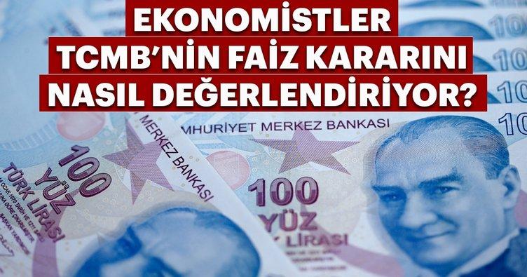 Ekonomistler Merkez Bankası Faiz Kararını Değerlendirdi Haberler
