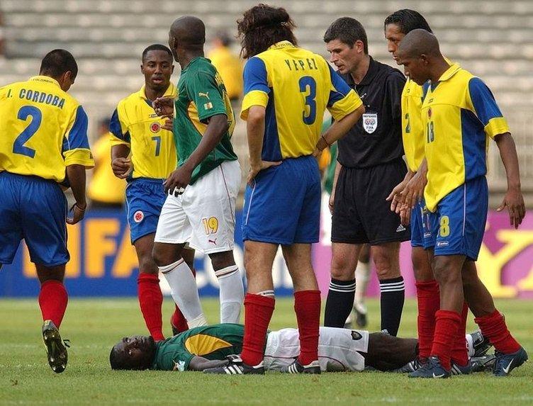 Kalp krizinden ölen futbolcular