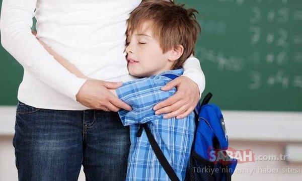 Çocuğunuzdan uzun süre ayrı kalmayın!