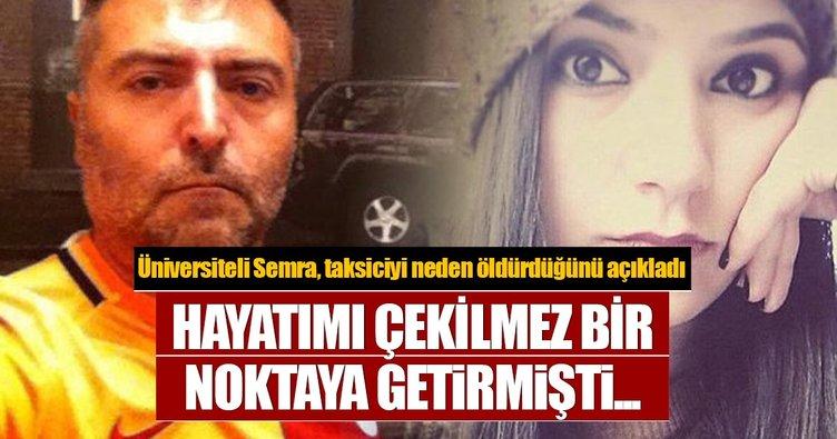 Taksici cinayetinde haksız tahrik cezası
