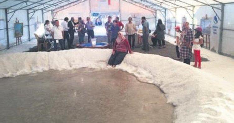 Tuz Gölü Ankara Festivali'ne taşındı