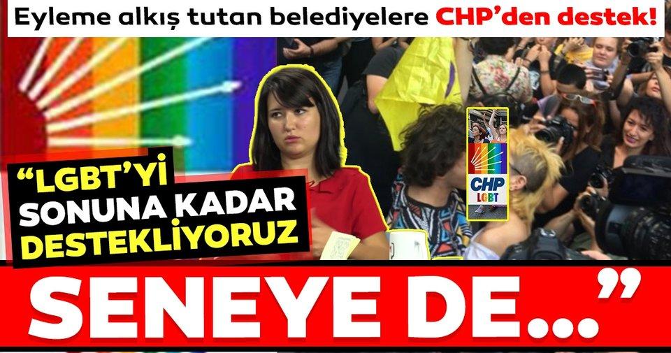 Eylemine alkış tutan belediyelere CHP'den destek! - Son Dakika Haberler