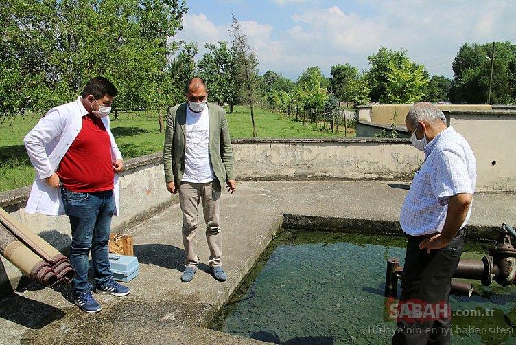 Depremin ardından 66 yıllık su kuyusundaki endişelendiren değişim...