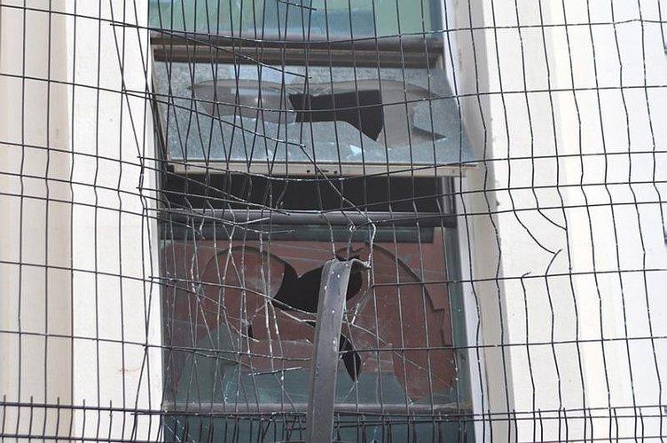 Cizre'de roketatarlı saldırı