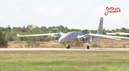 Akıncı TİHA'nın ikinci prototipi ilk uçuş testini başarıyla gerçekleştirdi | Video