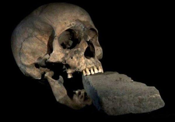 Tüyler ürperten arkeolojik buluşlar
