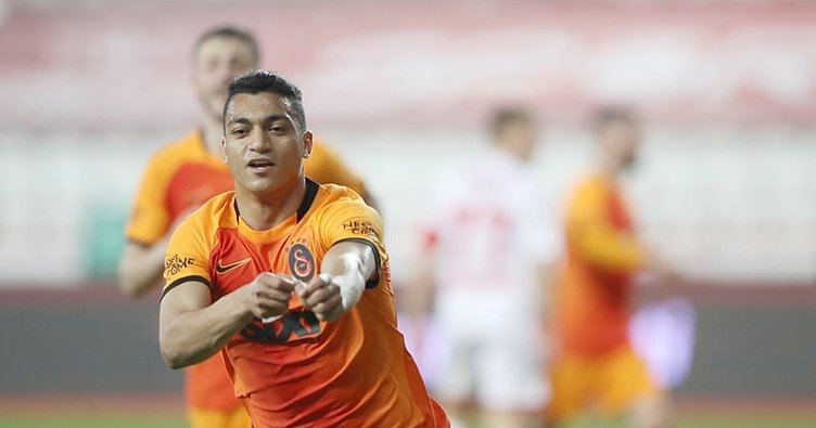 Mostafa Mohamed'den Galatasaray'a müjdeli haber!