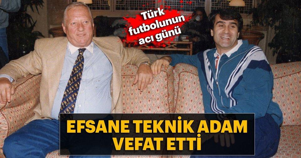 Metin Türel hayatını kaybetti 73
