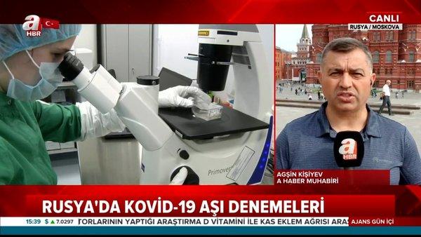 Son Dakika Haberi: Rusya'dan flaş corona virüsü (Covid-19) aşısı açıklaması: 10 gün içinde... | Video