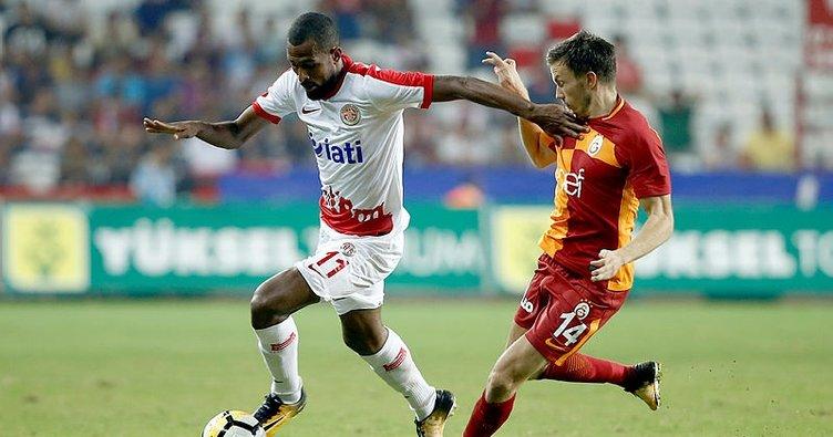 Son dakika: Antalyaspor'da çifte ayrılık! Vainqueur ve Maicon...