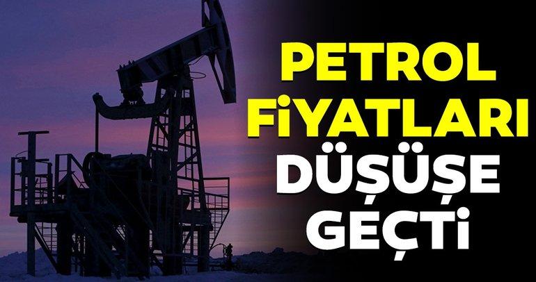 Petrol fiyatları düşüş eğiliminde