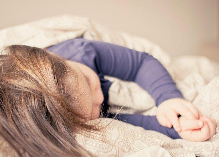 Çocuklarda uyku sorununa çözümler