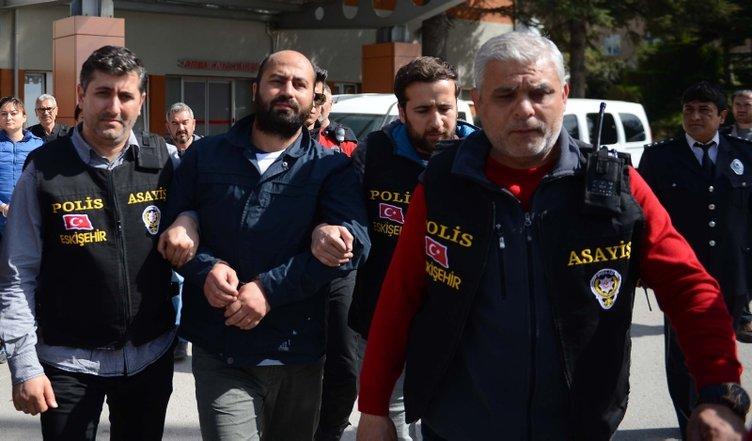 Eskişehir'de üniversitede katliam yapmıştı... Duruşmada 'skandal' anlar!