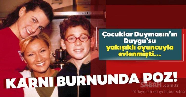 Çocuklar Duymasın'ın Duygu'su Ayşecan Tatari anne olmak için gün satıyor...Sefirin Kızı oyuncusuyla evlenmişti... İşte Ayşecan Tatari'den karnı burnunda poz...