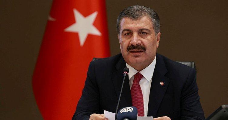 Sağlık Bakanı Fahrettin Koca'dan taraftarlara Kovid-19 uyarısı