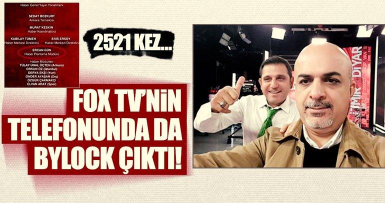 FOX'cu Ercan Gün'e çifte ByLock'tan tutuklama