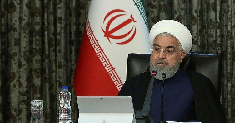 Ruhani duyurdu! İran'da corona virüs salgınında ölü sayısı düşüyor