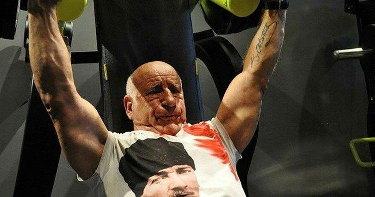 71 yaşındaki Hayrettin Sönmez'den tarihi rekor