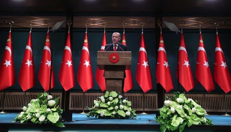 Son dakika | Başkan Erdoğan sonraki adımı açıkladı: Giriyoruz