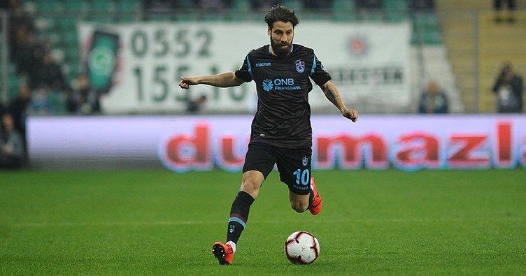 Olcay Şahan'ın Bursaspor'a transferi an meselesi