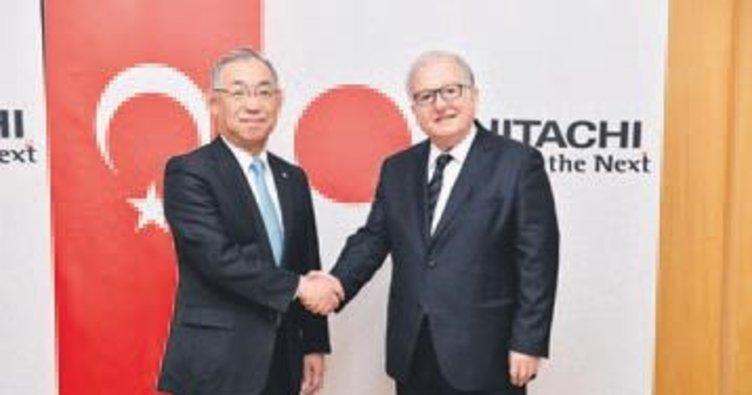 Hitachi Limited'den başkente dev yatırım