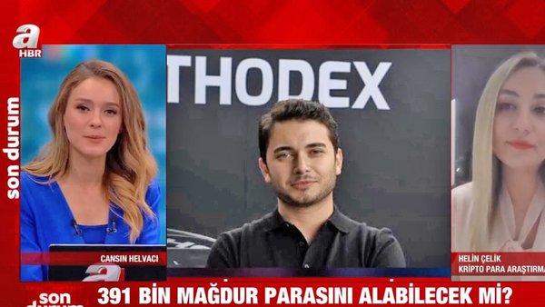 SON DAKİKA: Thodex - Faruk Fatih Özer kripto para mağdurları paralarını nasıl geri alacak? Canlı yayında uzman açıklaması