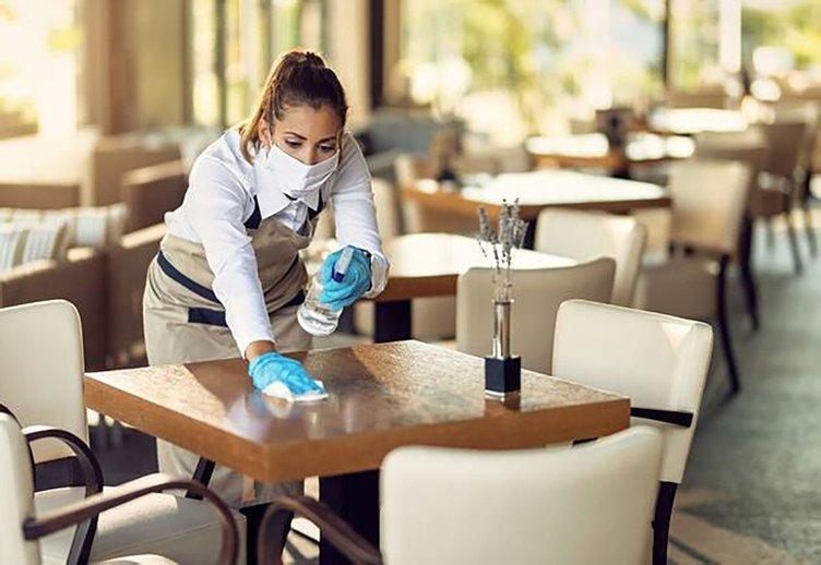 Son dakika   Normalleşmede kafe ve restoranlara Avrupa modeli