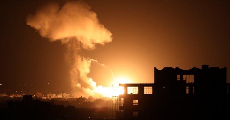 Son dakika: Gazze'de ateşkes başladı