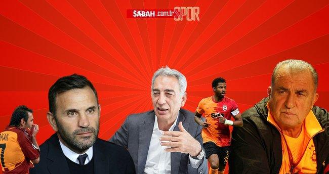 Fatih Terim'den sonra hoca belli! Galatasaray'daki krizden sonra Adnan Polat sürprizi... (Sabah.com.tr Özel)