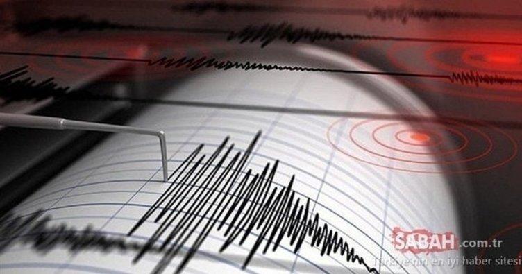 Son depremler listesi 2 Şubat 2021: AFAD ve Kandilli Rasathanesi son depremler listesi ile en son nerede deprem oldu?
