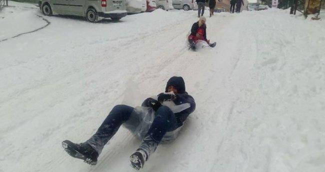 Edirne'de okullar tatil edildi mi? 12 Ocak Edirne'de kar tatili uzatıldı mı?