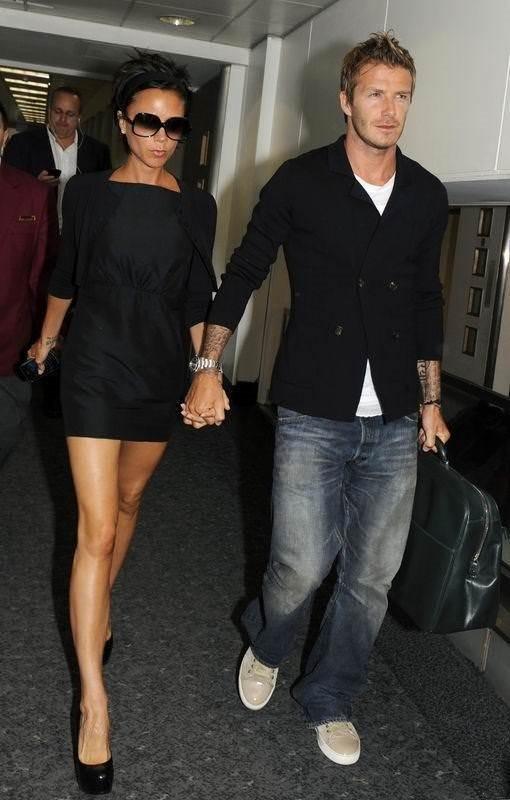 David Beckham - Victoria Beckham