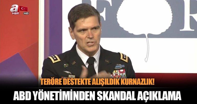 ABD'den terör örgütü PKK/PYD/YPG/SDG'ye yeni isim!
