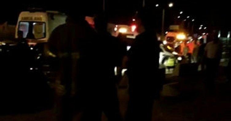 İzmir'de feci kaza: Araçta iki hamile kadın vardı...