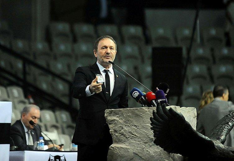 Beşiktaş Başkan Adayı Hürser Tekinoktay'dan flaş açıklamalar