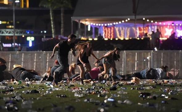 Son Dakika: ABD'nin Las Vegas kentinde konsere silahlı saldırı!