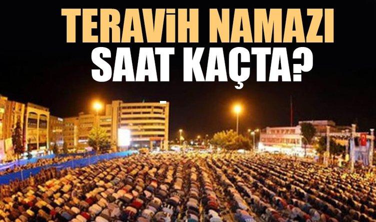 Bugün Teravih namazı saat kaçta kılınacak? -  İstanbul Ankara ve il il 2018 teravih namazı vakitleri burada!