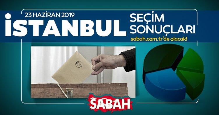 İstanbul seçim sonuçları 2019 ne zaman açıklanacak? 23 Haziran İstanbul seçim sonuçları ve oy oranları burada olacak