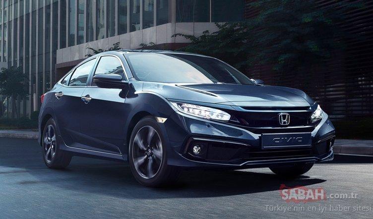 2021 model Honda Civic'te olmayacak! Honda'dan da darbe geldi