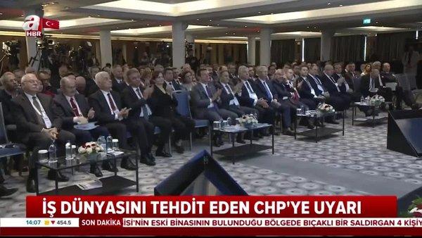 TÜSİAD'dan CHP'li Böke'nin özel sektöre yönelik tehditlerine tepki! | Video