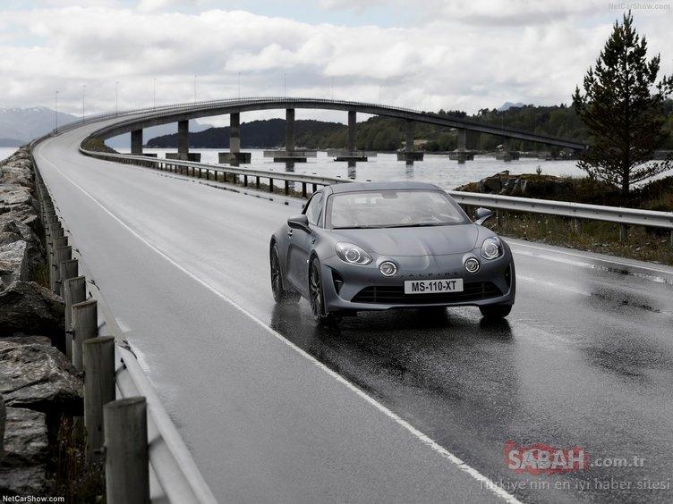 Alpine A110S tanıtıldı! Alpine A110S'in özellikleri nedir? Neler sunuyor?