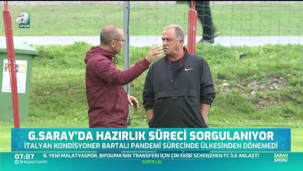Galatasaray'da hazırlık süreci sorgulanıyor