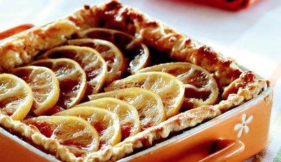 Limonlu Mini Tart