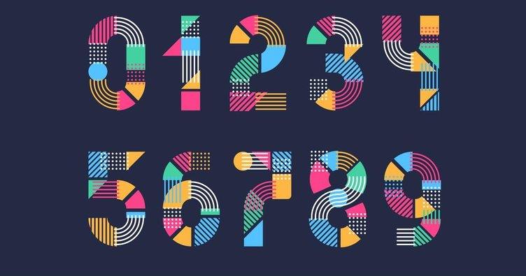 İngilizce Sayılar: 1'den 100'e Kadar İngilizce Sayılar Yazılışı ve Okunuşu