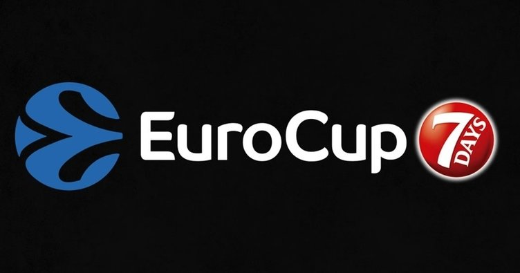 Eurocup'ta rakipler belli oldu