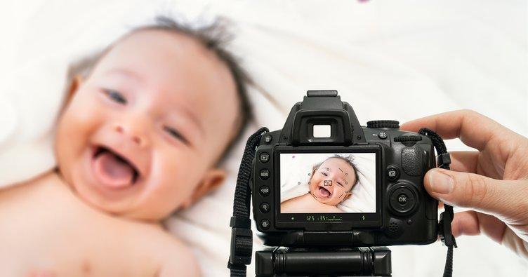 Bebek fotoğrafı çekerken bu uyarıya dikkat!